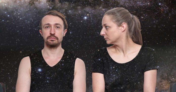 Felix Rank und Marion Reiser