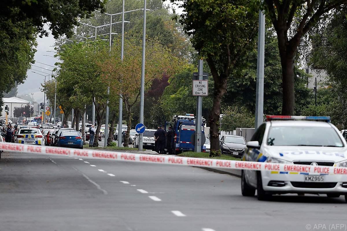 Neuseeland Anschlag Picture: Nach Anschlag Auf Moscheen Verschärft Neuseeland Waffenrecht