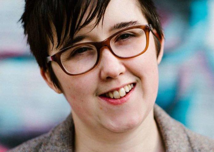 Lyra McKee wurde bei den Unruhen in Londonderry erschossen.