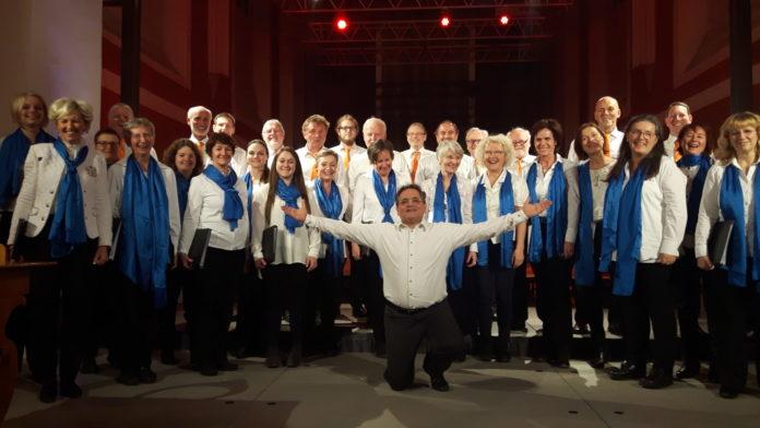 Michael Nowak leitet den Chor, der 2011 in Wels von ihm gegründet wurde.