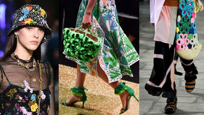 Diesen Sommer wird das Schmücken leicht gemacht: Accessoires zeigen sich vielfältig, gegensätzlich und extravagant.
