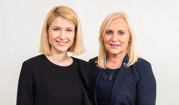 Werben um die Jungen: LH-Stv. Haberlander und OÖVP-Spitzenkandidatin Winzig.