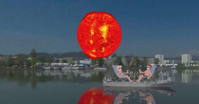 Die Sonne und die Menschen: Regisseur David Pountney inszeniert in Linz ein durchkomponiertes Werk ganz im Zeichen des Fixsterns unseres Universums.