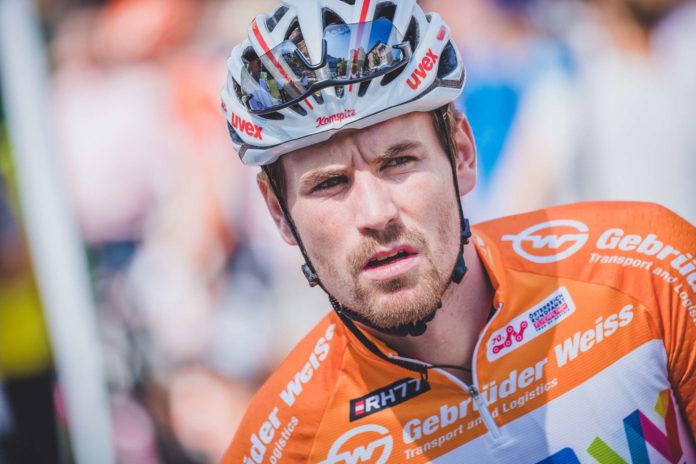 Stephan Rabitsch hofft auf den vierten Sieg in Serie bei der OÖ-Tour, blickt aber vor allem dem Auftakt-Sprint in Linz mit einem mulmigen Gefühl entgegen.