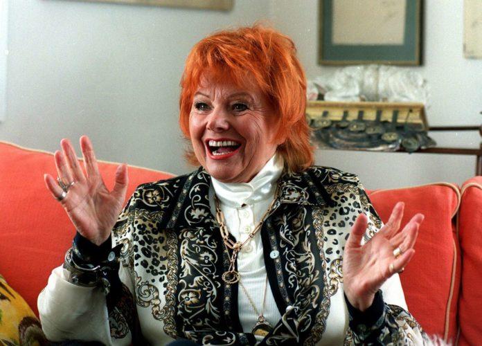 Elfriede Ott versprühte stets Charme, Humor und gute Laune.