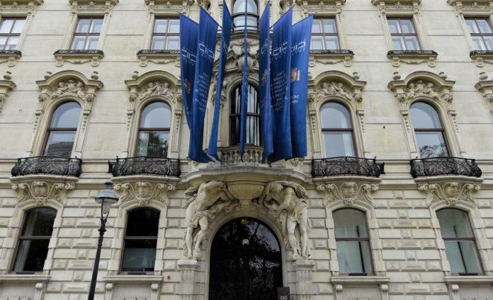 Das Wiener Palais Sturany beherbergt (noch) das König-Abdullah-Zentrum.