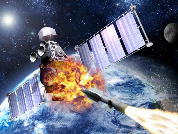 Kein unrealistisches Szenario mehr: Indien hat bereits den Abschuss eines Satelliten getestet.