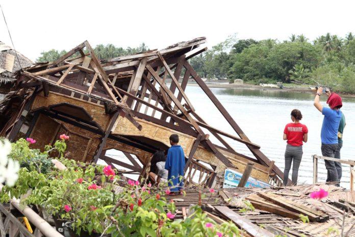 PHILIPPINES-DISASTER-QUAKE