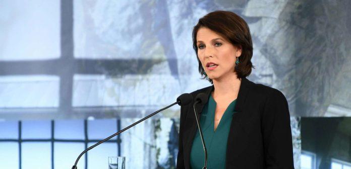 Edtstadler ist seit gestern ÖVP-Delegationsleiterin.