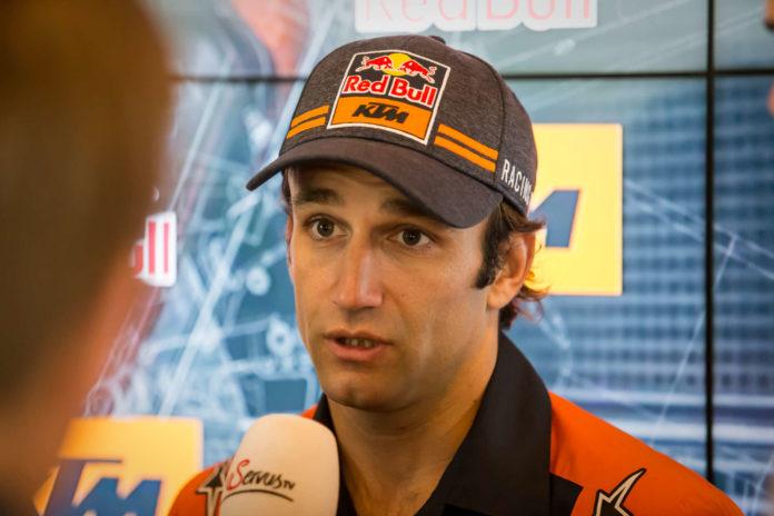 Johann Zarco wurde bei KTM nicht glücklich, mit Jahresende geht man getrennte Wege.