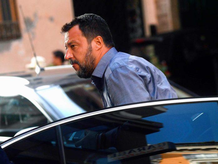 Machtkampf: Salvini will Premier Conte aus dem Amt zwingen.