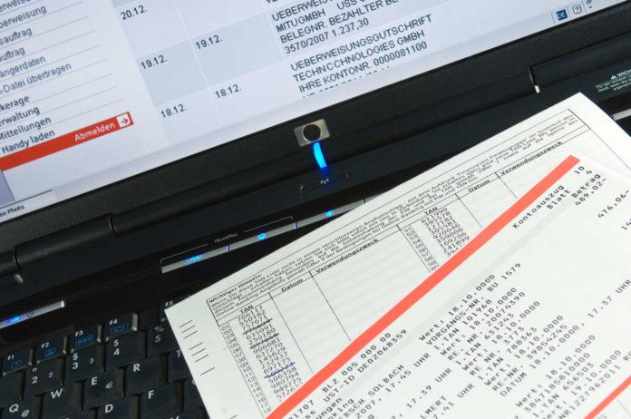 Zu Verfügernummer und PIN-Code kommt ab Mitte September noch ein pushTAN-Code dazu.