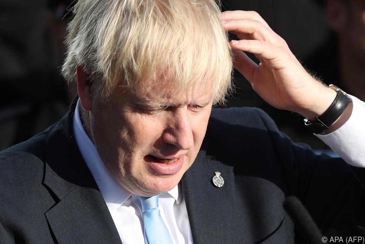 Johnson schließt Antrag auf Brexit-Verschiebung aus
