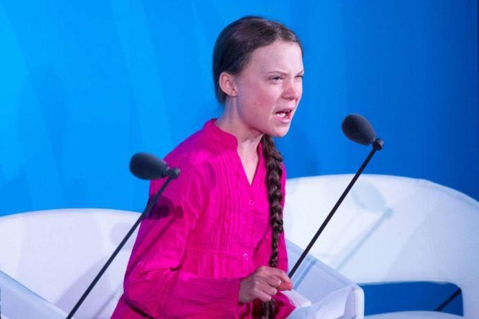 GretasZornerhöhtauch denDruck aufÖsterreich, mehr Geldan den Globalen Klimafondszu zahlen.