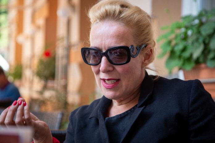 Regisseurin Susanne Lietzow arbeitet gern in Linz und das bereits zum wiederholten Male.