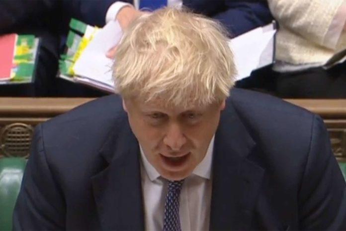 Boris Johnson verfehlte sein Ziel, Großbritannien am 31. Oktober aus der EU zu führen.