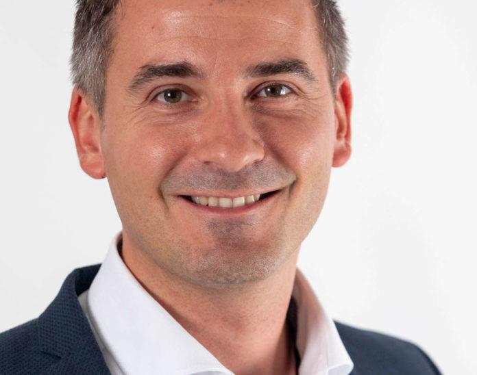 Der 34-jährige Florian Danmayr ist seit Juli Manager des Automobil-Clusters Oberösterreich mit 260 Mitgliedsbetrieben.