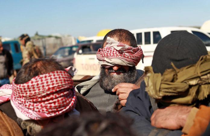 Europäische Länder sollten ihre Landsleute und deren Angehörige, die für den IS nach Syrien gingen, zurücknehmen, fordern die USA.
