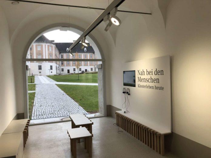Vor allem Menschen, die sich für ein Leben innerhalb der Klostermauern interessieren, ist dieser Raum gewidmet.