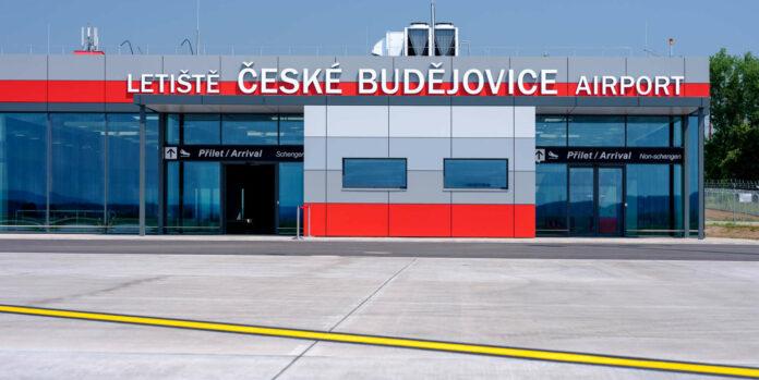 Das Terminal am Flughafen in Budweis ist bereits fertiggestellt.