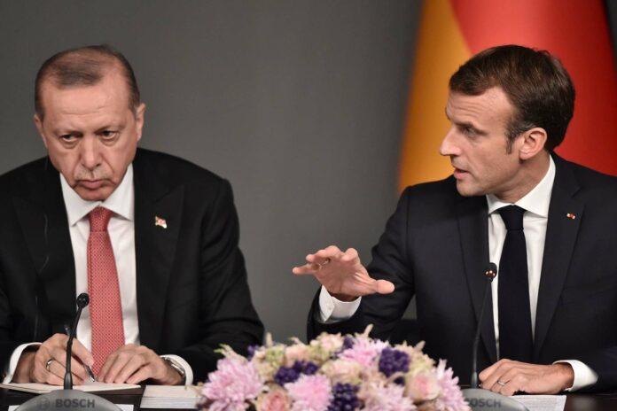Erdogan und Macron bereiten der Nato Kopfzerbrechen.