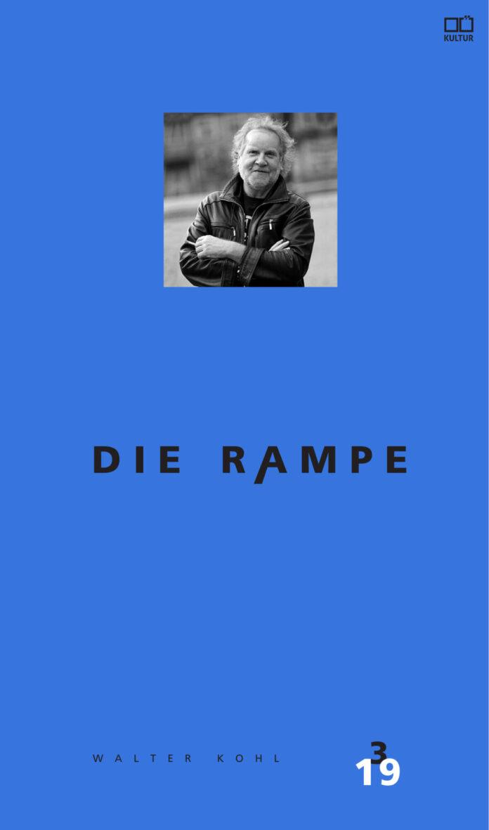 Die Rampe widmet sich dem oö. Schriftsteller Walter Kohl