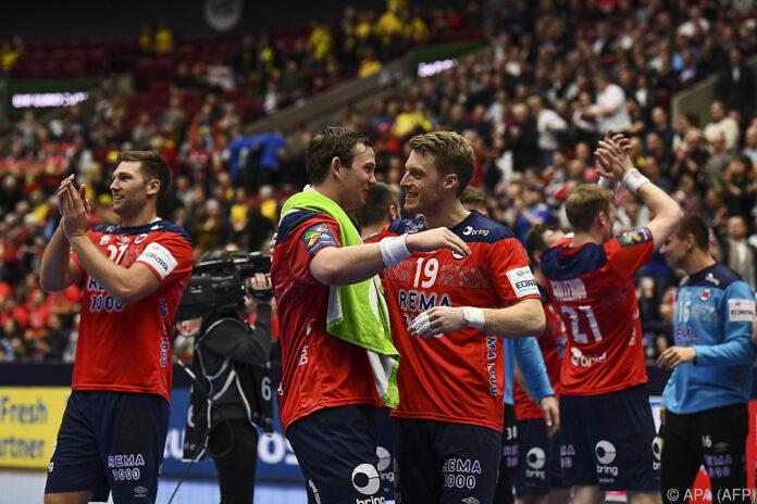 Norwegen so fix im Handball-EM-Halbfinale