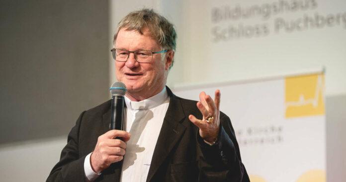 Ausgestattet mit einem starken Votum kann Bischof Manfred Scheuer die weiteren Schritte zur Umsetzung des Strukturmodells angehen.
