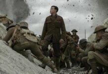 Der Soldat Schofield (George MacKay) inmitten der Grauen des Ersten Weltkrieges