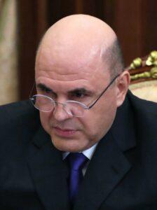 Putins neuer Premier Michail Mischustin.