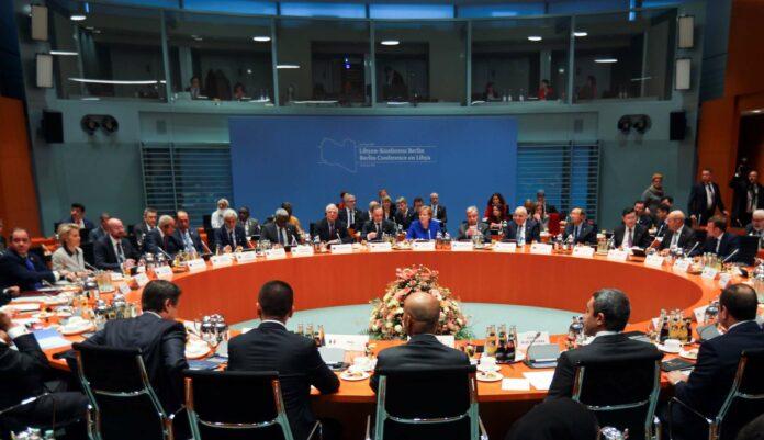 Berliner Libyen-Gipfel: Ringen um Waffenruhe und Durchsetzung des Waffenembargos.