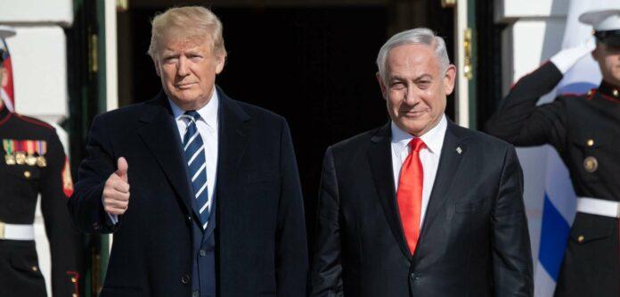 Trump und Netanyahu sind begeistert von dem Friedensplan, den die Palästinenser aber zurückweisen.
