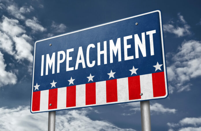 """""""Impeachment ein Scherz"""""""