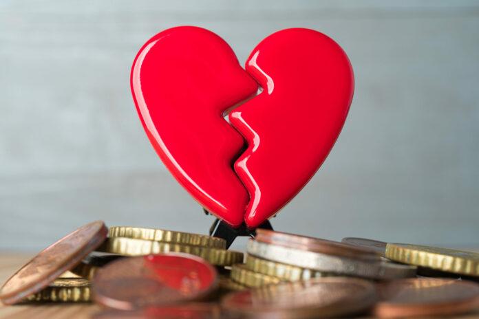 Verliebte gab Betrüger 140.000 Euro