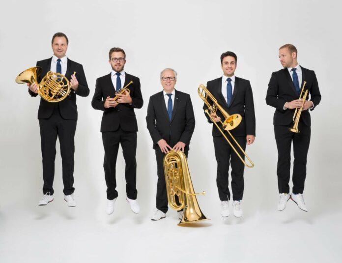 Sorgten für Jubel in Linz: Canadian Brass