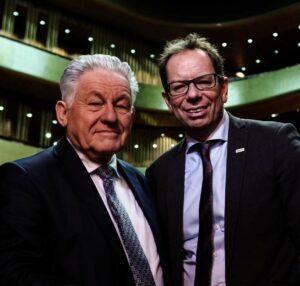 Gemeinsam mit Seniorenbund-Chef Josef Pühringer und weiteren Partnern startet Wurm eine Info-Offensive für Ältere.