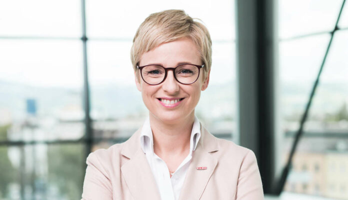 WKOÖ-Präsidentin Doris Hummer
