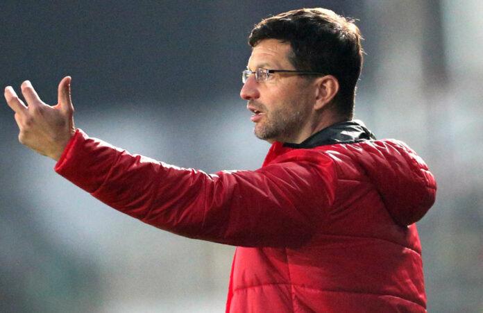 Ronald Brunmayr ist bereits Feuer und Flamme für die neue Aufgabe bei Zweitligist Blau Weiß Linz.