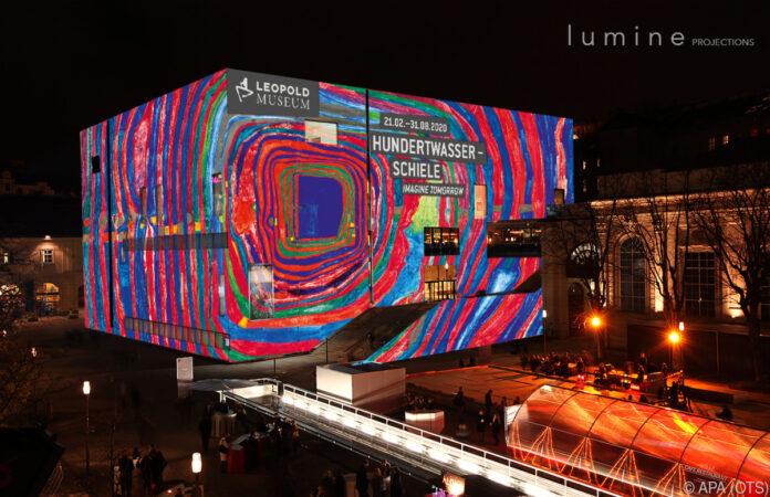 Leopold Museum zeigt Schiele und Hundertwasser
