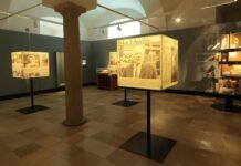 Ein Blick in die Ausstellung, die noch bis 24. Mai ihre Pforten geöffnet hat.