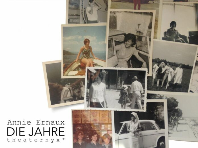 Claudia Seigmann gründete mit Markus Zett das Künstlerkollektiv theaternyx*.