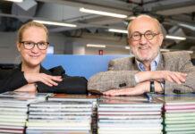 """Marlene und Bernhard Kittel: """"Wir haben von Beginn an die Digitalisierung als Chance und nicht als Bedrohung gesehen."""""""