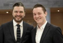 Enrico Calesso wird künftig regelmäßig in Linz dirigieren, Ingmar Beck tritt als Kapellmeister sein erstes mehrjähriges Engagement an.