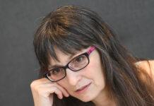 Die aus Eferding stammende Autorin Karin Peschka