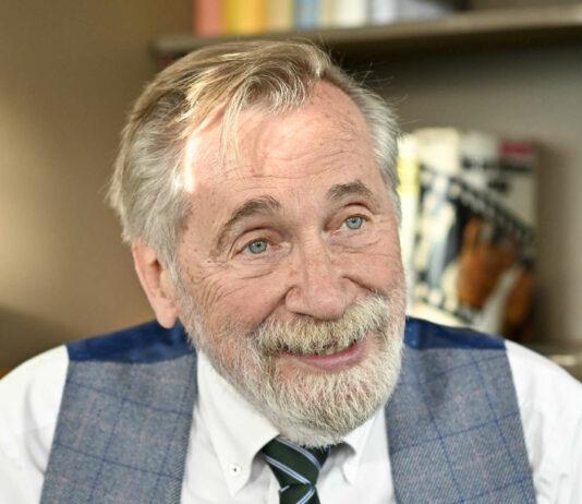 ORF-Moderator Peter Rapp blickt zurück.