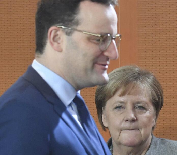 Jens Spahn: Angela Merkel dankbar sein, aber nach vorne schauen.