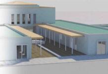 """In Mauthausen baut die Atib-Union gerade diesen """"Gastronomiebetrieb"""", der als Moschee geplant war, aber nun keine werden soll..."""