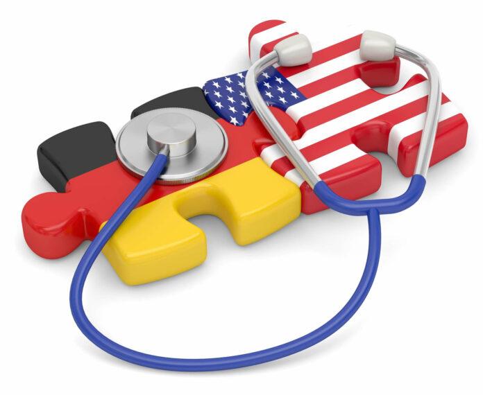"""Deutsche und Amerikaner taten sich zusammen, um die Welt mit """"abhörsicherer"""" Technik zu belauschen."""