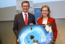 LR Achleitner mit Klimaschutzministerin Gewessler