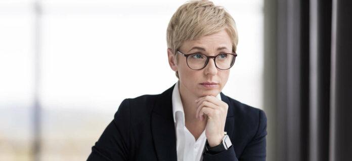 """""""Zuerst geht es jetzt einmal um Existenzsicherung. Aber der Restart wird kommen"""", sagt WKOÖ-Präsidentin Doris Hummer."""